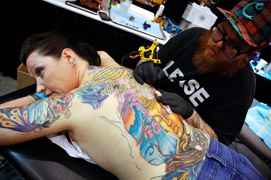 tattoo body art essay